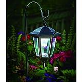 Maggift Lantern Path Solar Lights