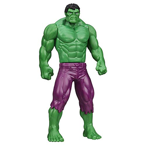 Hasbro The Hulk The Avengers Marvel 6-Inch Action Figure