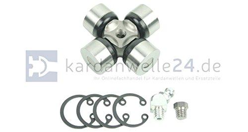 Kreuzgelenk, Kreuzgarnitur für Kardanwelle 19x44 mm