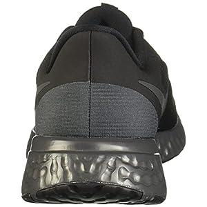 Nike Men's Revolution 5 Running Shoe, Black/Anthracite, 12 Regular US