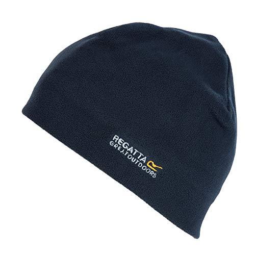 Regatta, berretto in pile da uomo Kingsdale Navy Small / Medium