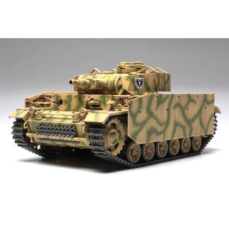 タミヤ 1/48 ミリタリーミニチュアシリーズ No.43 ドイツ陸軍 III号戦車 N型 プラモデル 32543