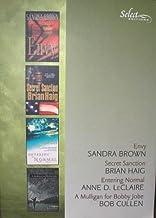 Select Editions (ENVY, SECRET SANCTION, ENTERING NORMAL, A MULLIGAN FOR BOBBY JOBE, Volume 1- 2002)