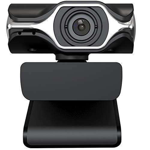 HD Webcam with Microphone, Webcam 1080p for...