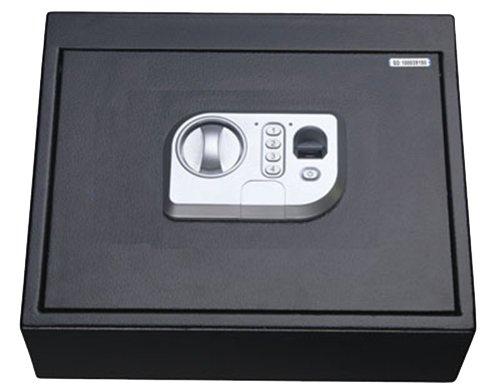 Stack-On PS-15-05-B Biometric Drawer Safe, Black