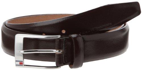 Tommy Hilfiger Herren Belt Barton Gürtel, Braun (229), 115 cm