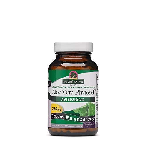 Aloe Vera Phytogel 90 Capsules