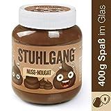 Stuhlgang Scherzartikel für Männer Extrem lustige Geschenke für Männer Nuss Nougat – Etikett...