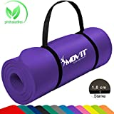 Movit Tapis de Gymnastique Mat de Yoga sans phtalate Fitness Pilates/Sport/Gym...