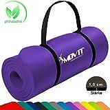 Movit Tapis de Gymnastique Mat de Yoga sans phtalate Fitness Pilates/Sport/Gym SGS/Sol testé,...