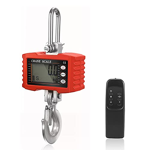 Producto 5 - KKTECT - Máquina Medidora De Peso Inalámbrica Con Control Remoto