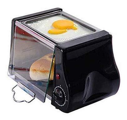 GJJSZ Panificadoras,Utensilios de Cocina,Mini Horno Desayuno Tortilla Sandwich Máquina para Hacer Pan Parrilla Sartén Pan para Pasteles Hogar portátil Oficina Dormitorio Máquina para Hornear