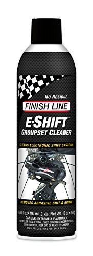 Finish Line E-Shift Electronic Groupset Cleaner Aerosol, 16-Ounce