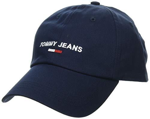 Tommy Jeans Damen Tjw Sport Cap Hut, Blau, OS