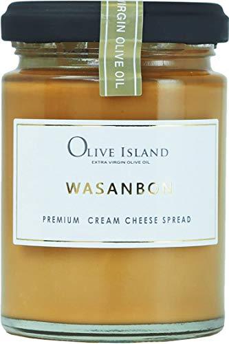 OLIVE ISLAND プレミアム クリームチーズ スプレッド 【和三盆】 110g