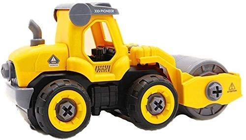 Tomar la construcción Aparte de camiones, vehículos for niños Juguetes de construcción, Taladro Con la construcción del camión eléctrico y un destornillador, vehículos de juguete juguetes de montaje f