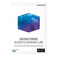 The specialist tool for cleaning & restoration Over 360 presets for optimizing sound NEW! Powerful 64-bit technology NEW! VST3 interface for seamless integration of external plug-ins NEW!8 audio tracks offer plenty of space for audio montages