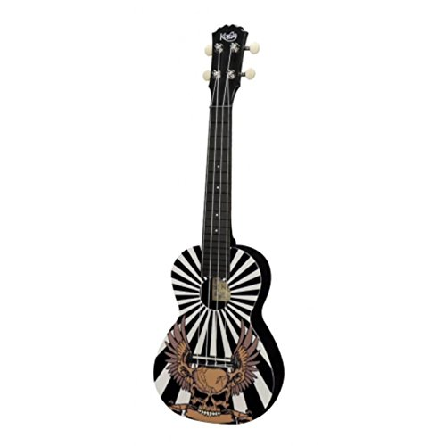 Korala PUC-30 Concert Ukulele Skull/Eagle