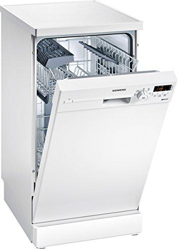 Siemens SR25E207EU Freestanding 9coperti A+ Bianco lavastoviglie