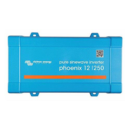 Victron Energy PIN122510200 Wechselrichter 12/250 230 V