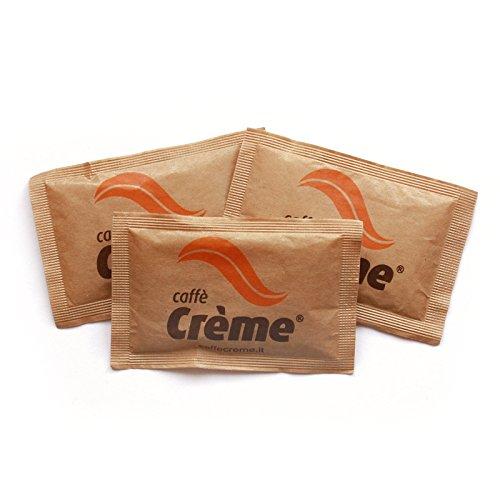 100 Bustine da 4 g di zucchero di canna scuro - Caffè Crème