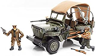 Mega Construx Call of Duty Infantry Scout Car Building Set