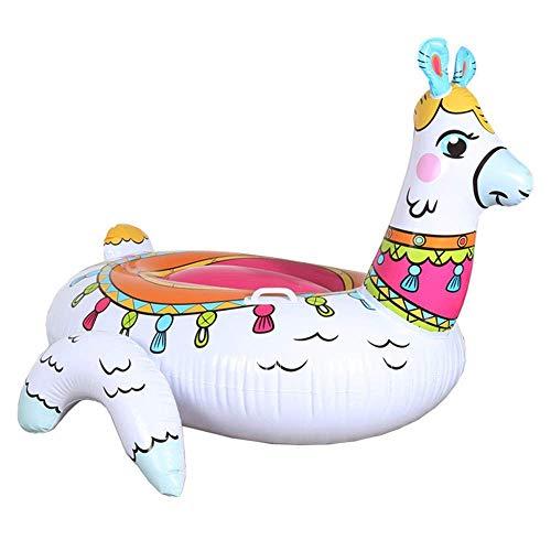 Schwimmreifen Aufblasbare Pool Spielzeug Alpaka Aufblasbare Halterung Schwimmreihe Super Große Gras Schlamm Pferd Wasser Aufblasbare Recliner Sofa Schwimmen Ring