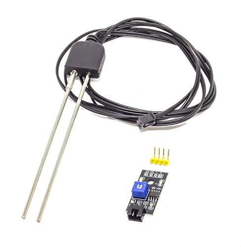 MissBirdler Analoger Feuchtigkeitssensor Blumenerde Hygrometer für Arduino Raspberry Pi