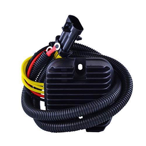 2012-2016 Polaris RZR 900/1000 Mosfet Voltage Regulator Performance Black Edition Upgrade Kit OEM Repl.# 4013904 4014029