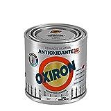 Titanlux - Oxiron liso al agua, Brillante blanco, 250ML (ref. 01H456614)