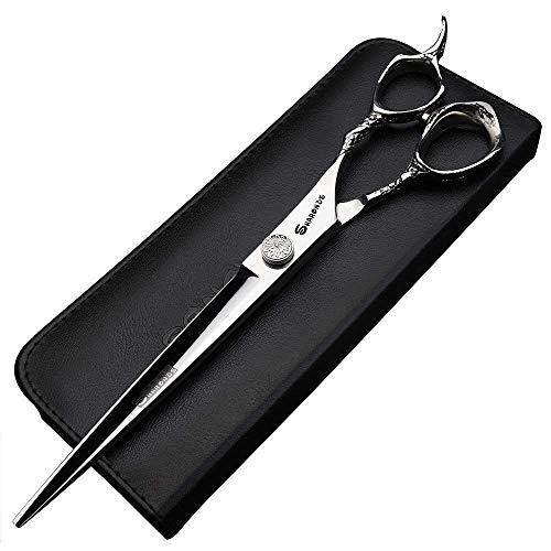 LYTBJ Tijeras de peluquería de 8 Pulgadas y Herramienta de peluquería para peluquería