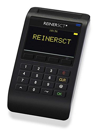 Reiner SCT timeCard Select Zeiterfassungsterminal zur Erweiterung des timeCard Systems