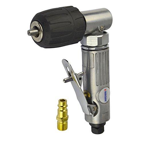 "3/8"" 10mm Portabrocas taladradora angular de aire de de ángulo recto de 1/4 BSP"