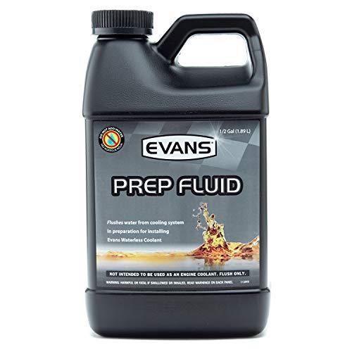 EVANS EC42064 Cooling Systems Waterless Prep Fluid, 64 fl. Oz.