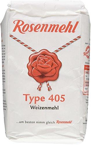 Rosenmehl Type 405, 1 kg