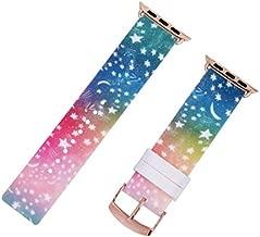 Betsey Johnson Celestial Rainbow Smart Watch Strap