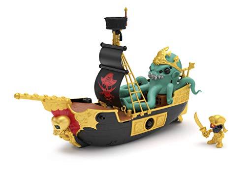 Treasure X-La Venganza del Kraken, Serie 5 (Famosa 700016087)