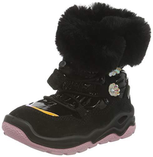 Primigi PGYGT 63626 First Walker Shoe, Nero, 25 EU