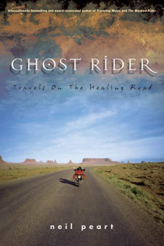 Cover of Ghost Rider: Travels on the Healing Road