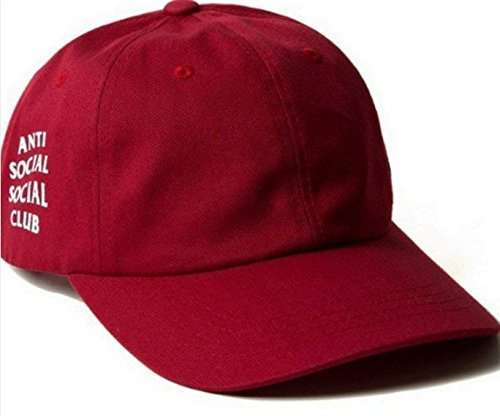 CATOP - Gorra de béisbol con diseño de letra impresa