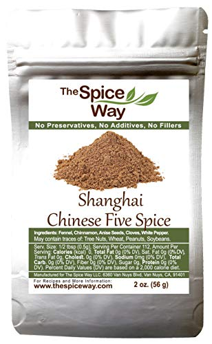 The Spice Way Shanghai Chinese Five Spice