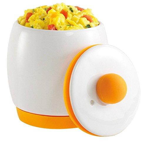 NEW Egg-Tastic Microwave Egg Cooker & Poacher For Fast & Fluffy Eggs EggTastic