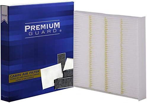 Premium Guard Cabin Air Filter PC6080| Fits Honda 2017-20 CR-V, 2016-20 Civic, 2009-20 Fit, 2016-20 HR-V, 2018-20 Odyssey, 2010-20 City, 2018-20 Clarity, 2010-20 nsight, 2019-20 Acura RDX