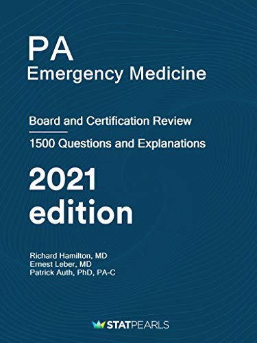 PA Emergency Medicine: Board and Certification Review (English Edition)