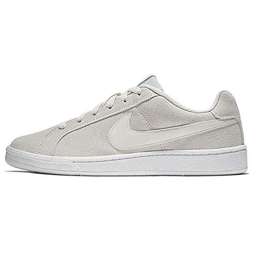 Nike Wmns Court Royale Prem, Zapatillas de Deporte para Mujer, Multicolor (Phantom/Phantom/White 001), 36 EU