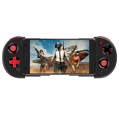 WUHUAROU Joystick inalámbrico Bluetooth Controlador de Juegos Extensible Gamepad Android PUBG Trigger...