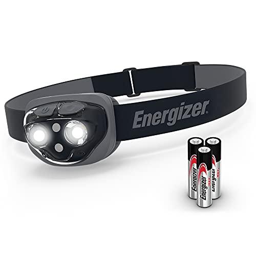 Energizer Faro LED negro Midnight con tecnología de atenuación inteligente, talla única, modelo: ninguno
