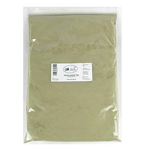 Sala Henna Pulver Neutral Cassia obovata 1 kg 1000 g