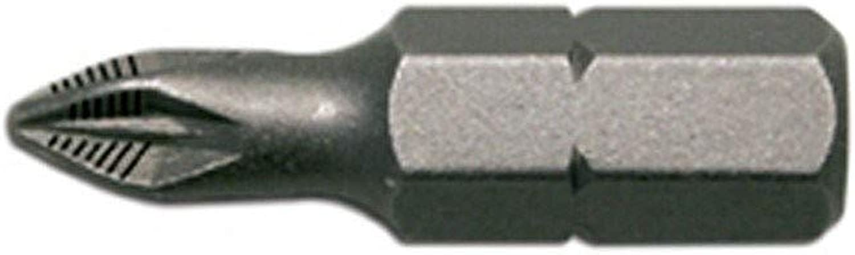 Ega Master 55207 – Blisterverpackung 125 Spitzen Spitzen Spitzen von Schraubendreher pz-2 25 mm masterbit Non Slip B017L144AW | Sonderpreis  34792b
