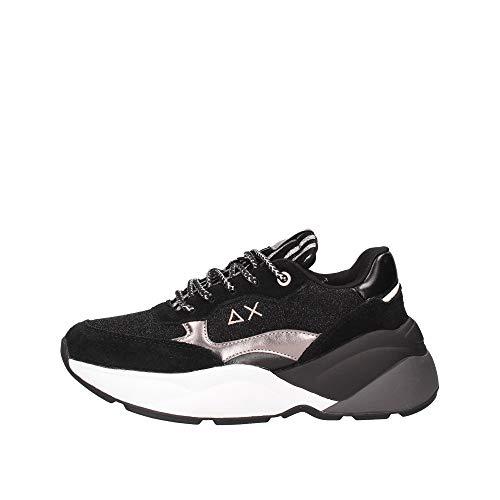 SUN68 Z40232 Sneakers Donna Nero 39